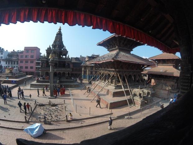 Patan Durbar Square, Kathmandu Valley, Nepal 2015