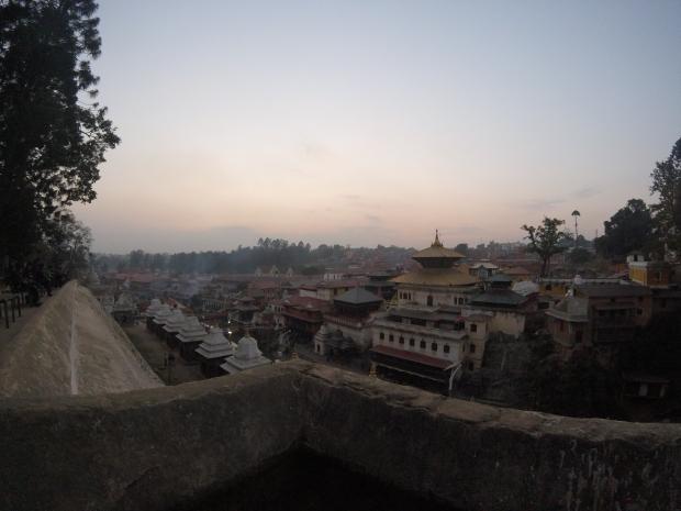 Pashupatinath Temple, Kathmandu, Nepal 2015