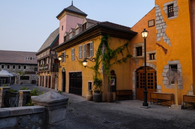 French Village, Riverland at Dubai Parks and Resorts