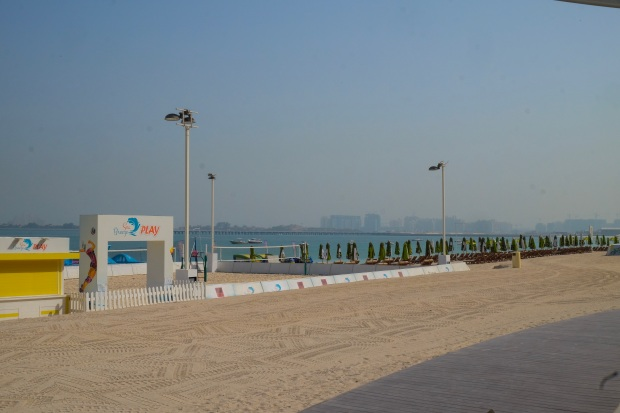 JBR Beach, Dubai, UAE