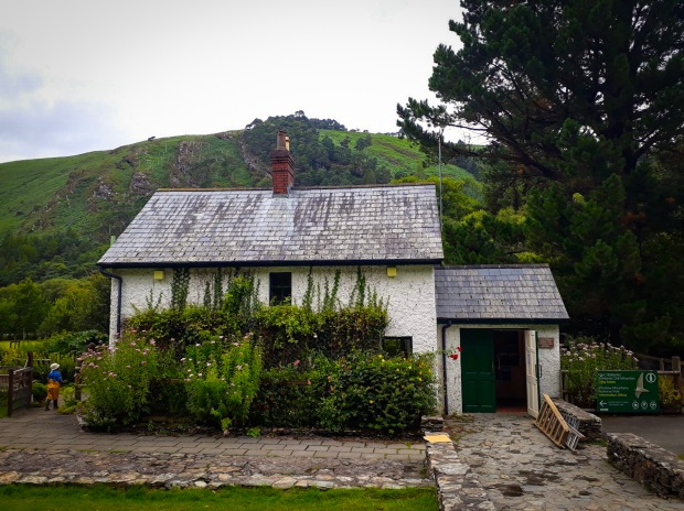 Cottage at Glendalough Co. Wicklow Ireland