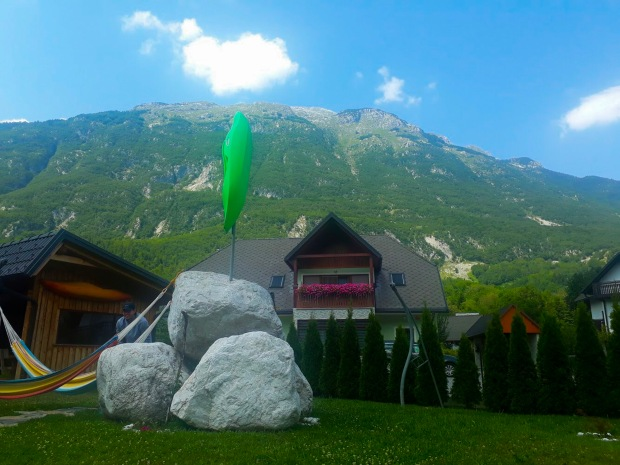 Bovec, Soca Valley, Julian Alps, Slovenia, Europe