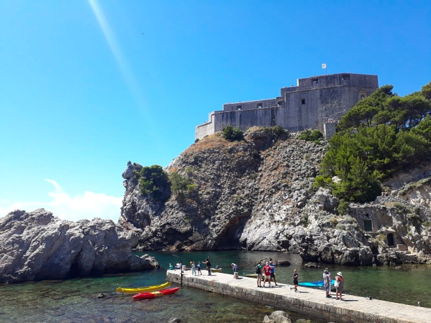 Fort Imperial aka the Red Keep, Dubrovnik, Croatia, Game of Thrones
