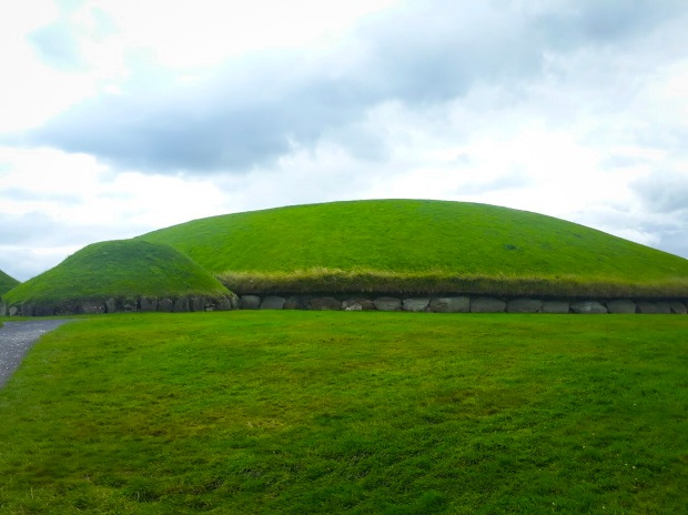 Knowth Passage Tomb, Co. Meath, Ireland